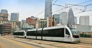Houston Merto Line downtown